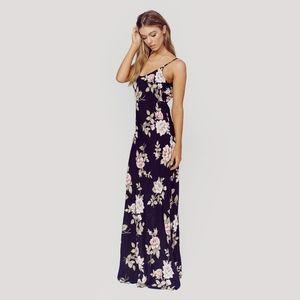 Blue Life boho beauty Maxi dress